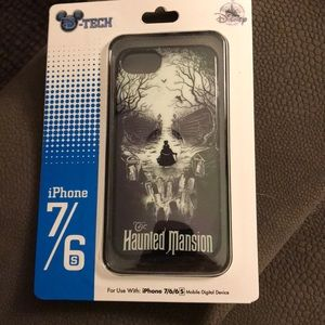 Disney Haunted Mansion iPhone case
